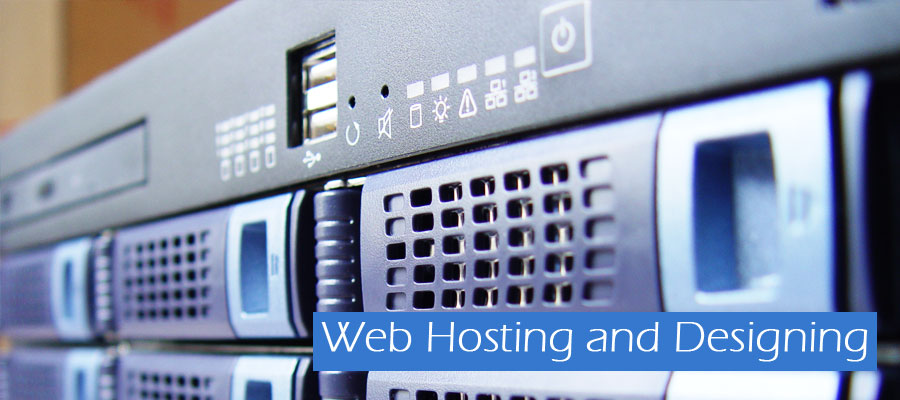 Web Hosting and  Designing